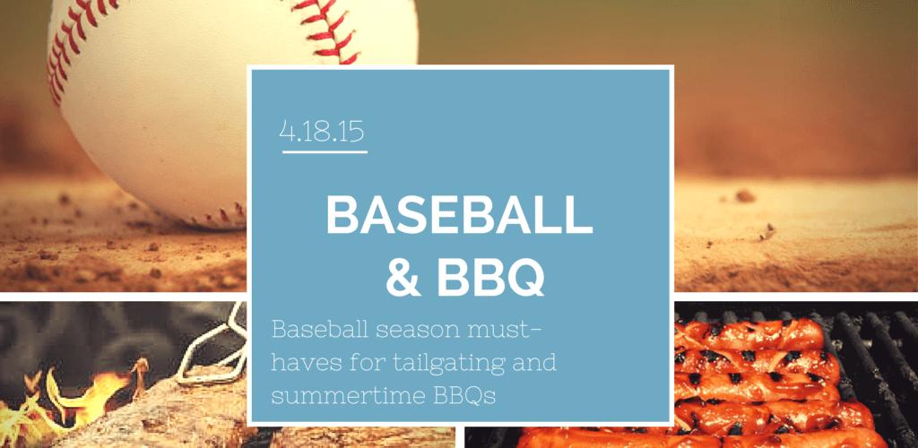 Baseball& BBQ