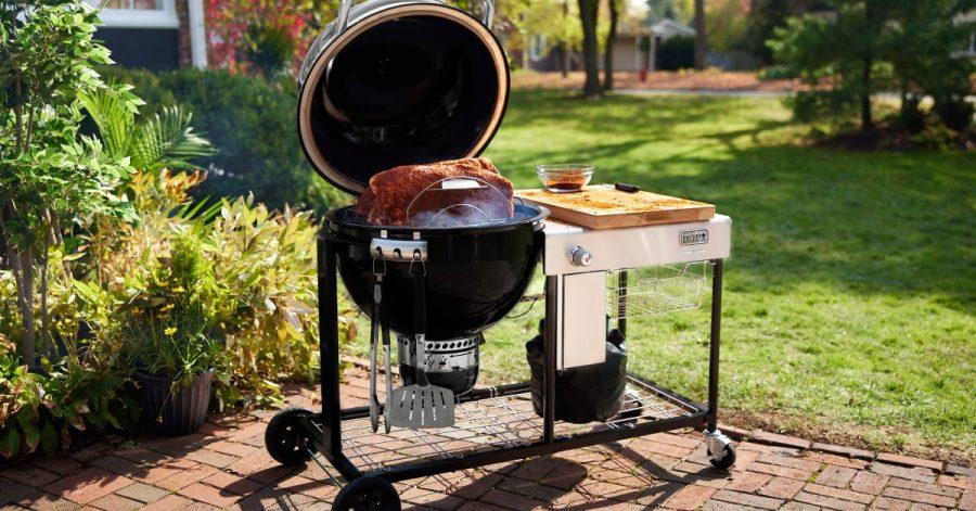 Weber Summit Kamado Charcoal Grill