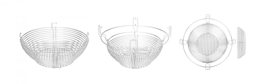 Kamado Joe Charcoal Basket Overview
