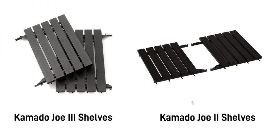 Kamado Joe II & III Side Shelves