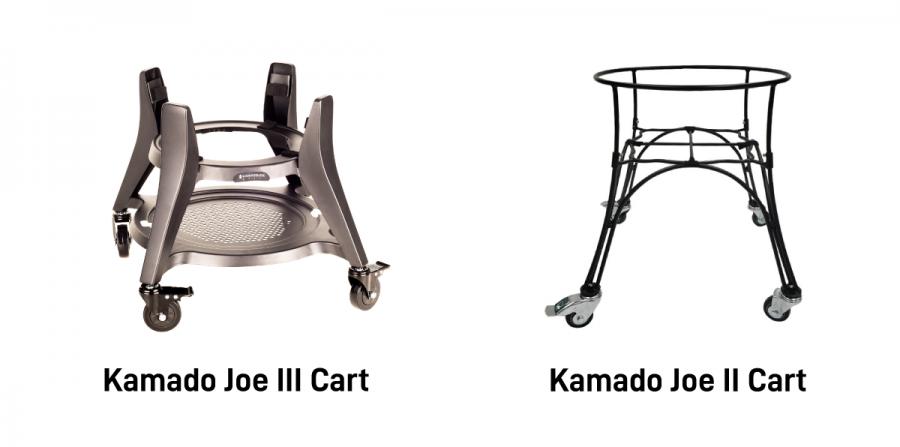 Kamado Joe II & III Carts