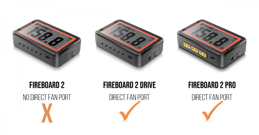Fireboard 2 Thermometer Drive Capability