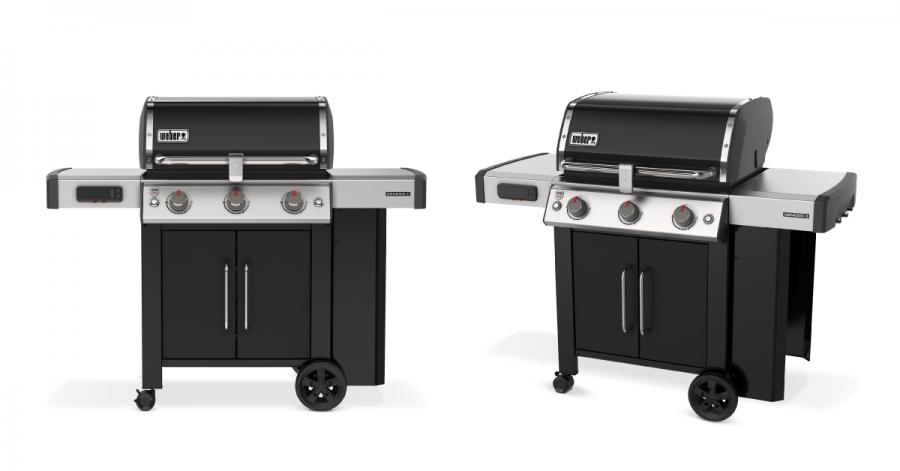 Weber Genesis II Smart Grill EX-315 Gas Grills