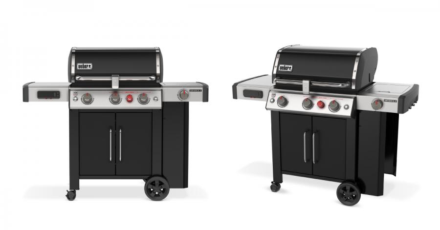 Weber Genesis II Smart Grill EX-335 Gas Grills