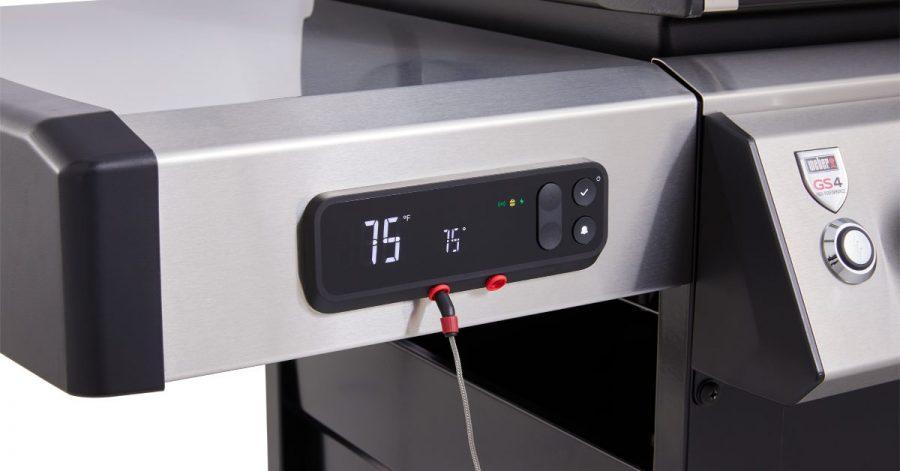 Weber Smart Grill Controller