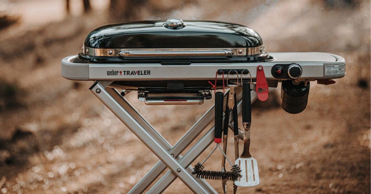 Weber Traveler Gas Grill