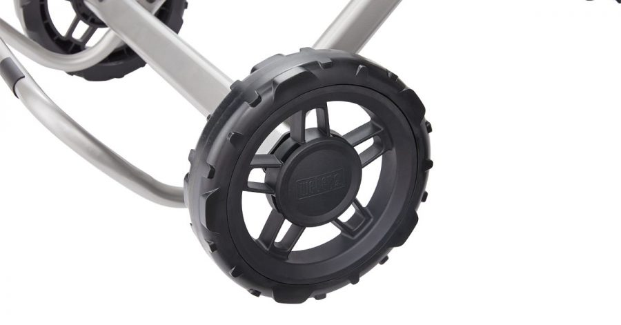Weber Traveler Gas Grill Wheels