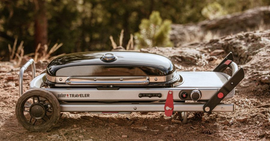 The Ultimate Overview Of The New Weber Traveler Portable Gas Grill
