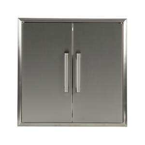 Coyote Outdoor Living Stainless Steel Double Access Doors