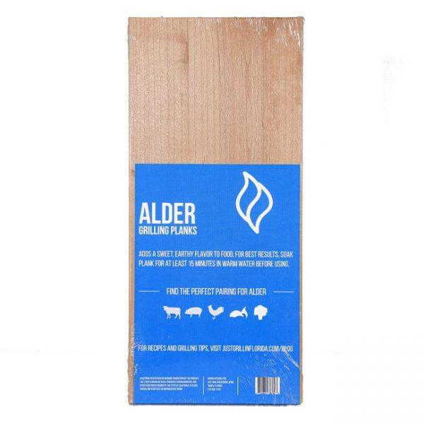 Just Grillin Alder Grilling Planks