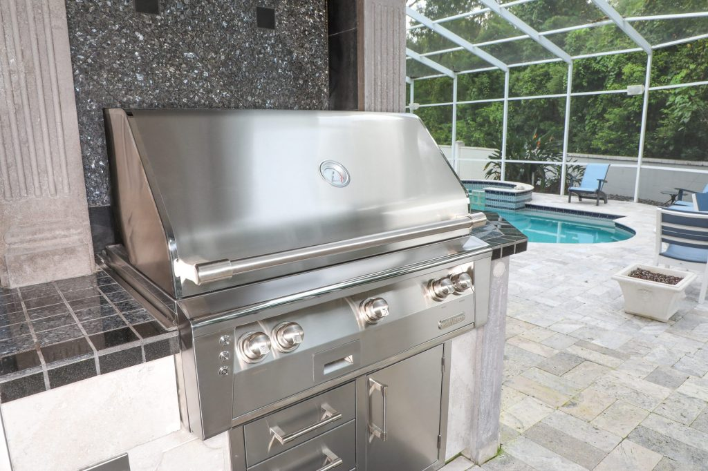 alfresco gas grill replacement