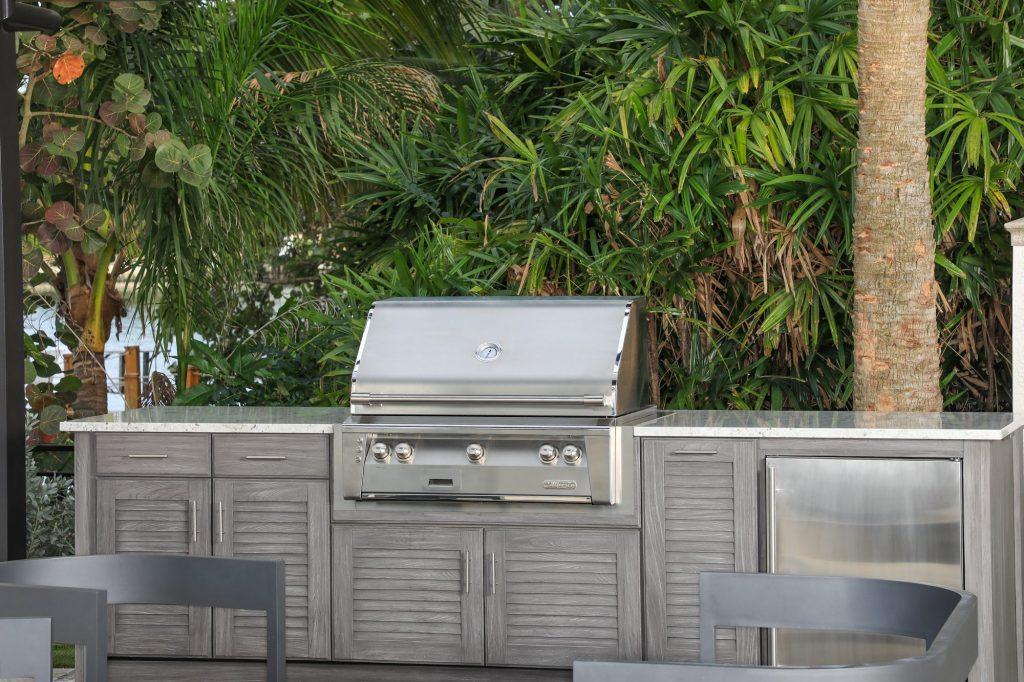 Outdoor Kitchen St. Pete