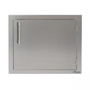 alfresco grills single access door