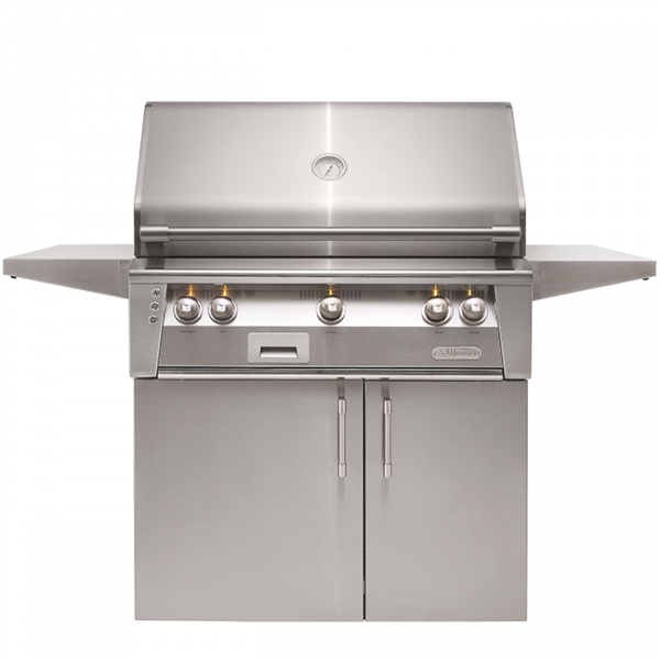 "alfresco grills 36"" cart gas grill"