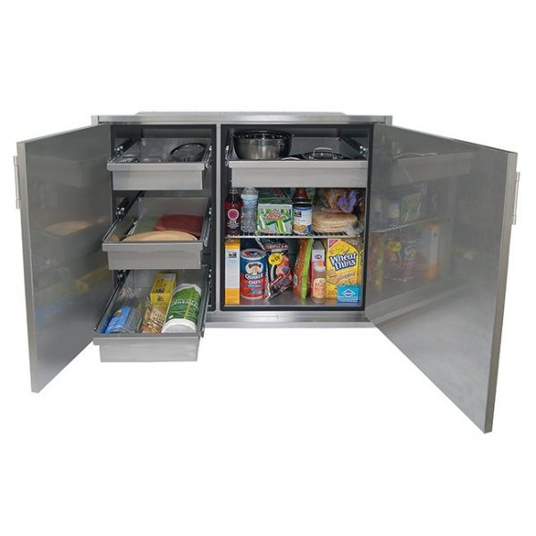 alfresco grills dry pantry