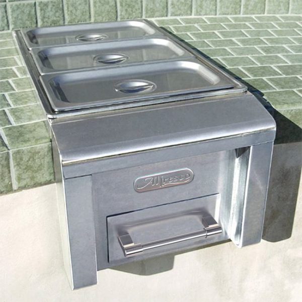 alfresco grills food warmer
