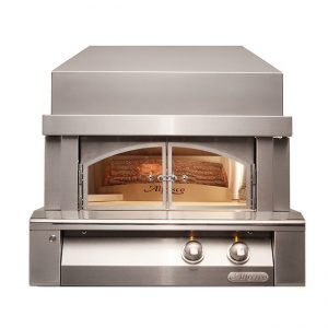 alfresco grills pizza oven plus