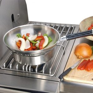 Alfresco Grills Side Burner For Cart Grill