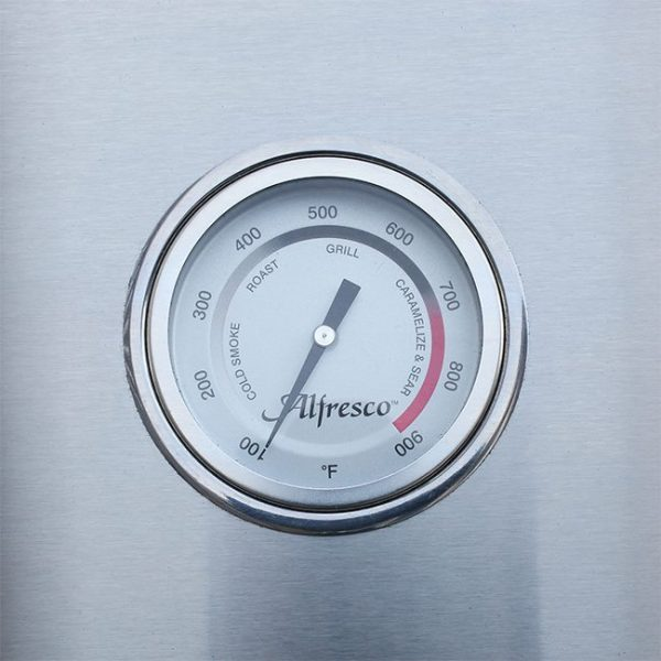 alfresco grills thermometer