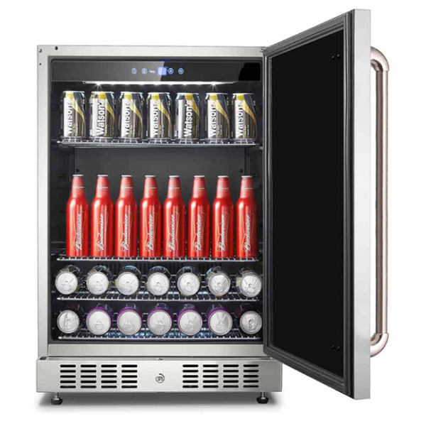 Artisan Grills 24-Inch Undercounter Outdoor Refrigerator