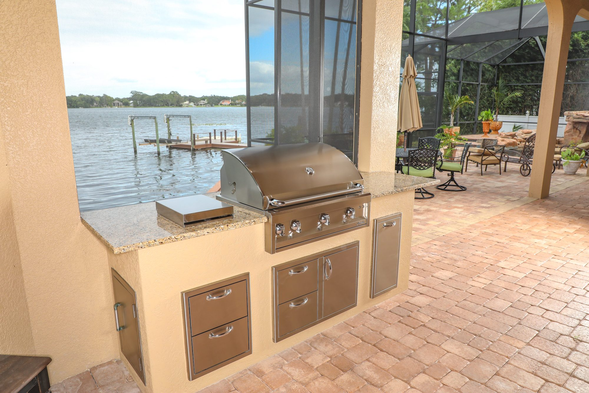 just grillin outdoor living outdoor kitchen