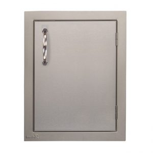 artisan grills single access door