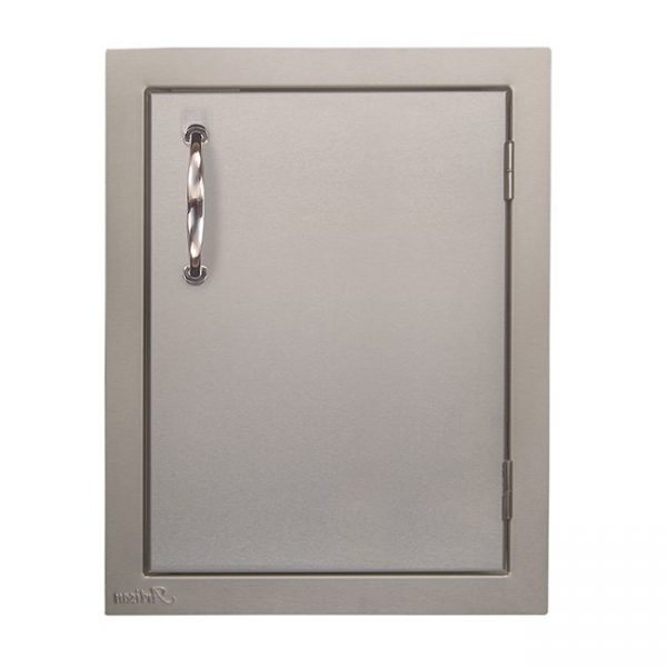 artisan grills single access door