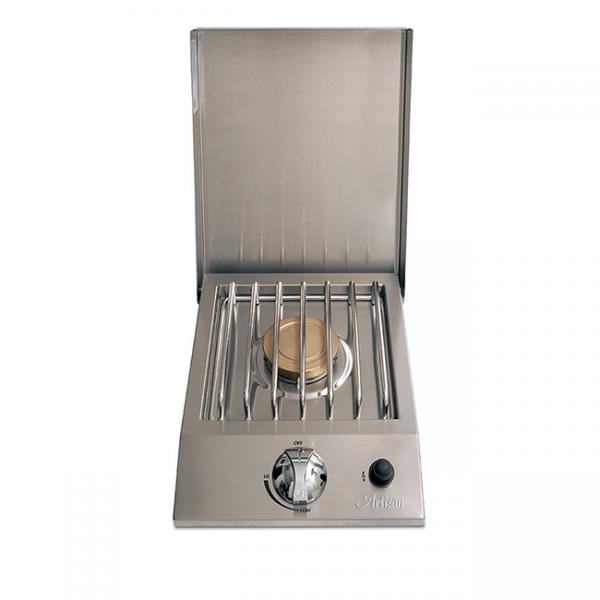 artisan grills side burner