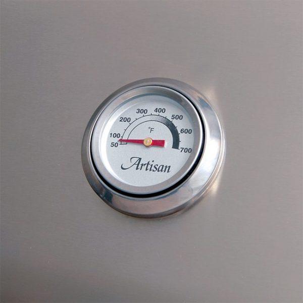 artisan grills thermometer