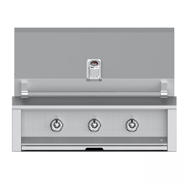 Aspire By Hestan 36-Inch Built-In Gas Grill Stainless Steel