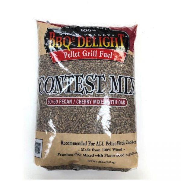 BBQr's Delight Contest Mix 20 lbs Pellets