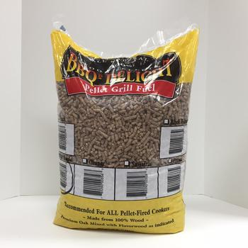 BBQr's Delight Orange Pellets 20 lb Bag