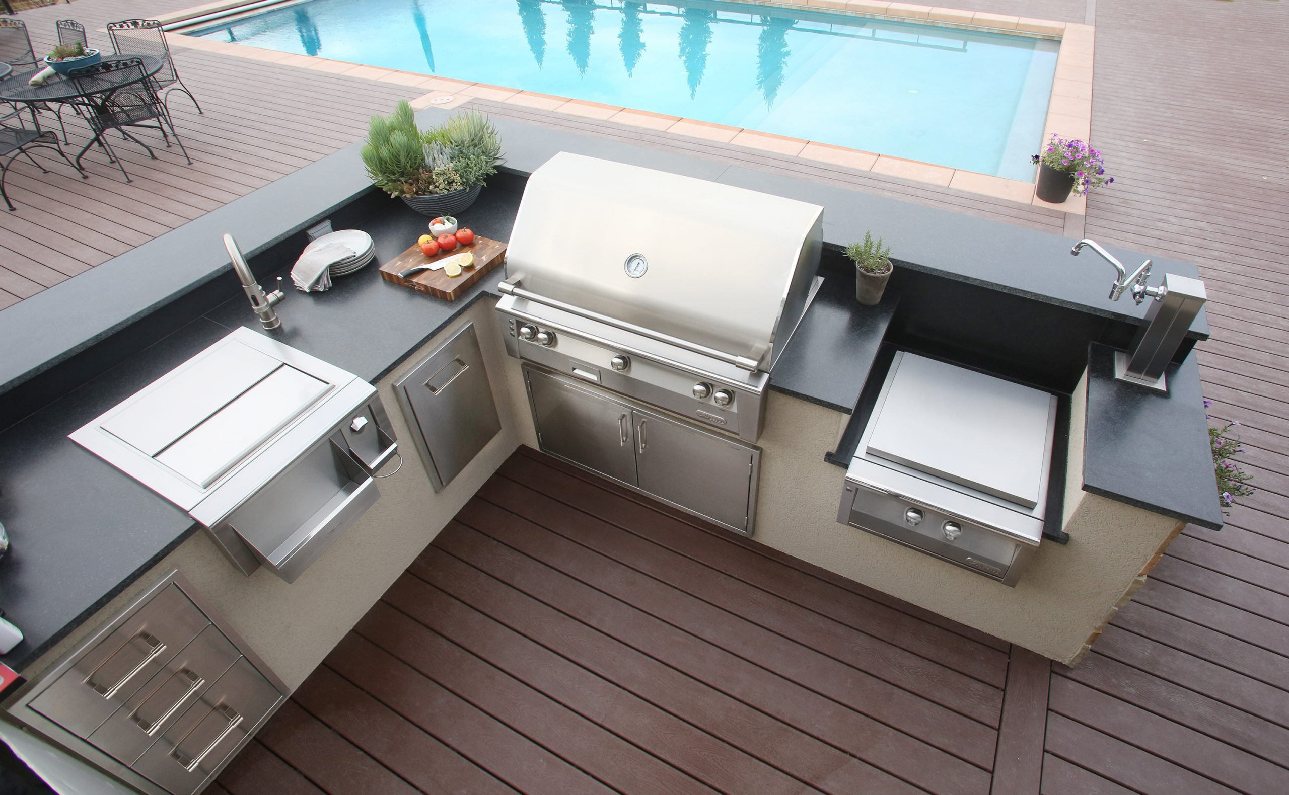 Alfreso Grills Outdoor Kitchen
