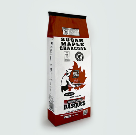 Basques Sugar Maple Charcoal