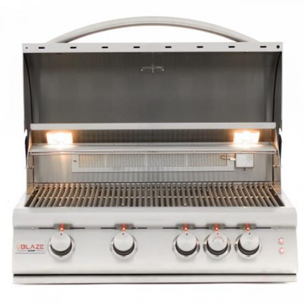 blaze marine grade grill