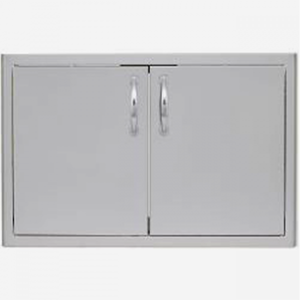blaze 32 inch double access door