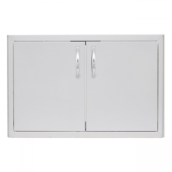 blaze 40 inch double access door