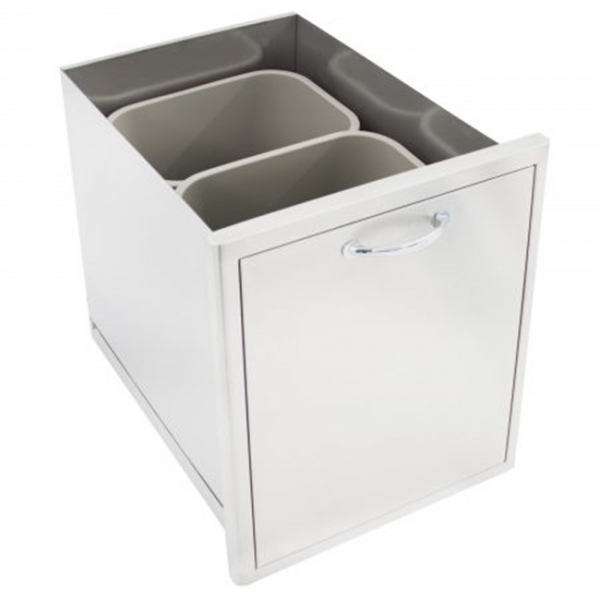Blaze Grills Double Trash & Recycle Drawer