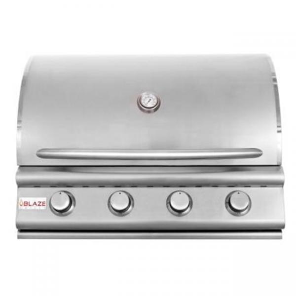 Blaze Grills Prelude LBM 32 Inch 4-Burner Gas Grill