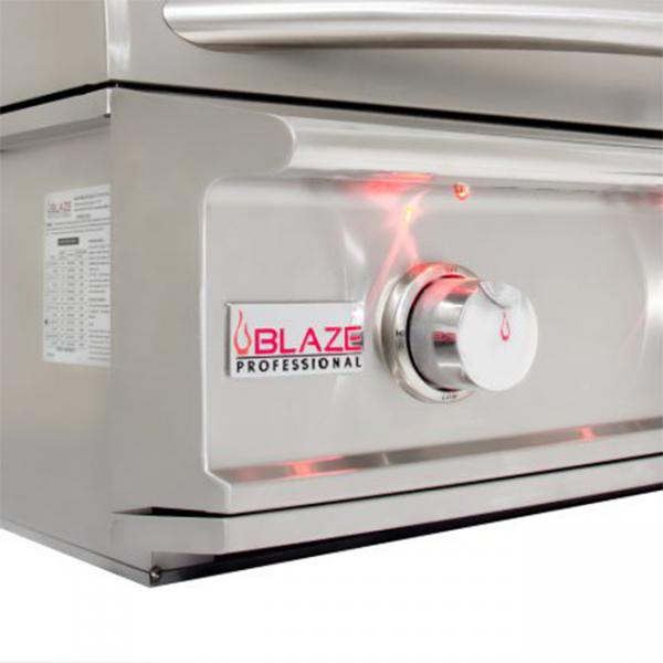 blaze grills professional emblem