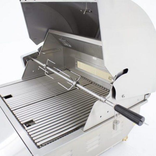 blaze grills rotisserie