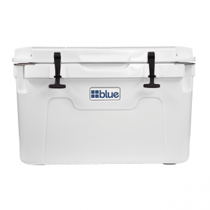 Blue Coolers 55qt Ice Vault Cooler White