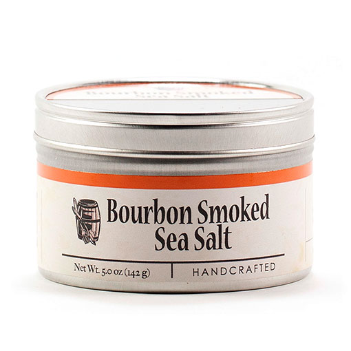 Bourbon Barrel Foods Smoked Sea Salt