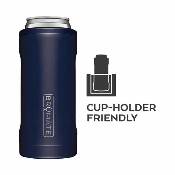 BruMate Hopsulator Slim Can Cooler Features