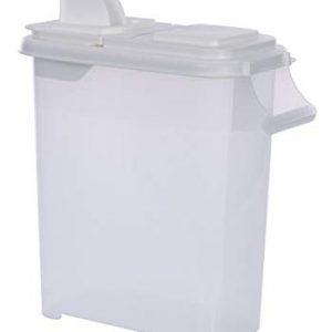 Just Grillin Pellet Bin Container