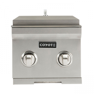 Coyote Outdoor Living Gas Double Side Burner