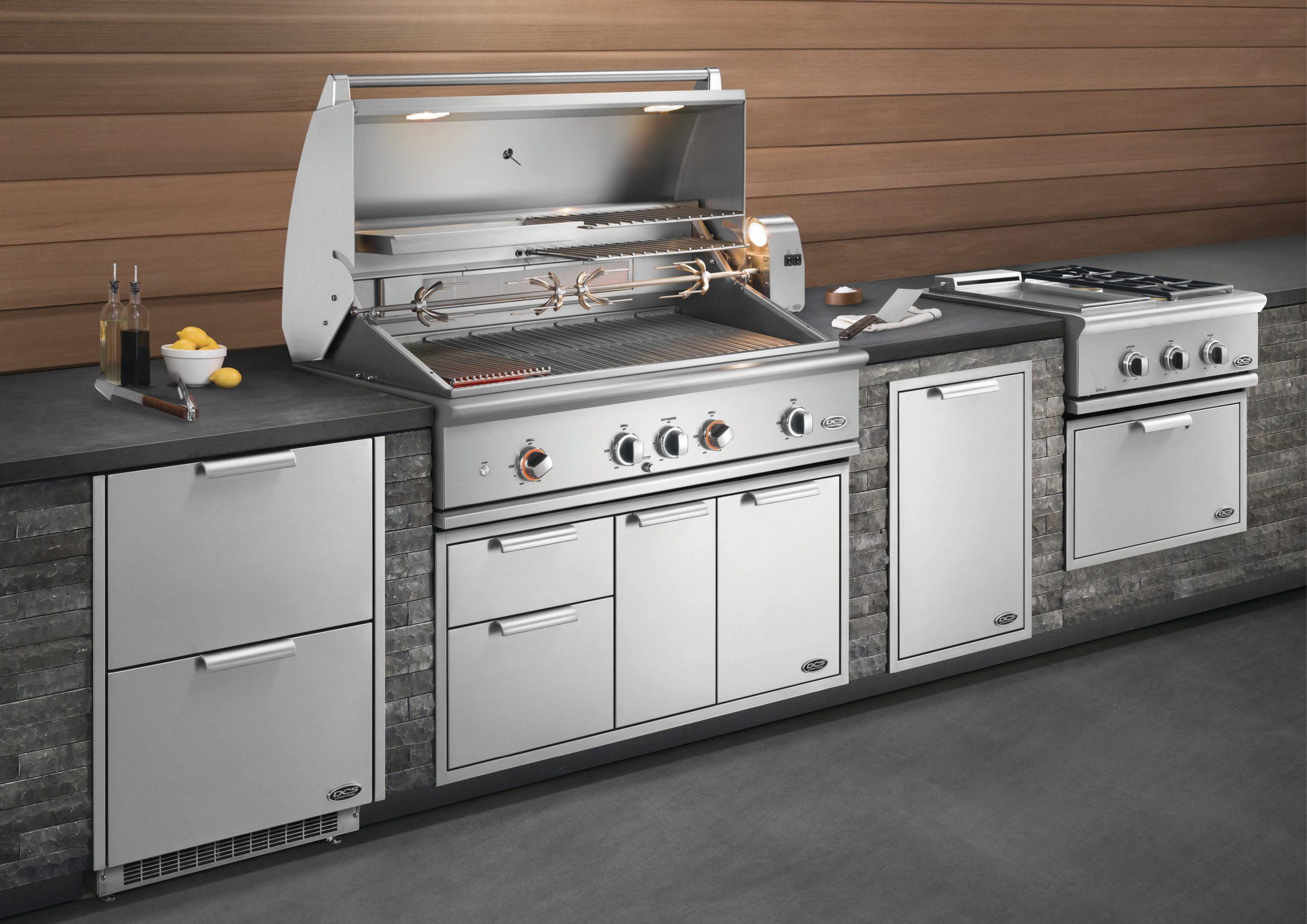 DCS Grills Kitchen Suite