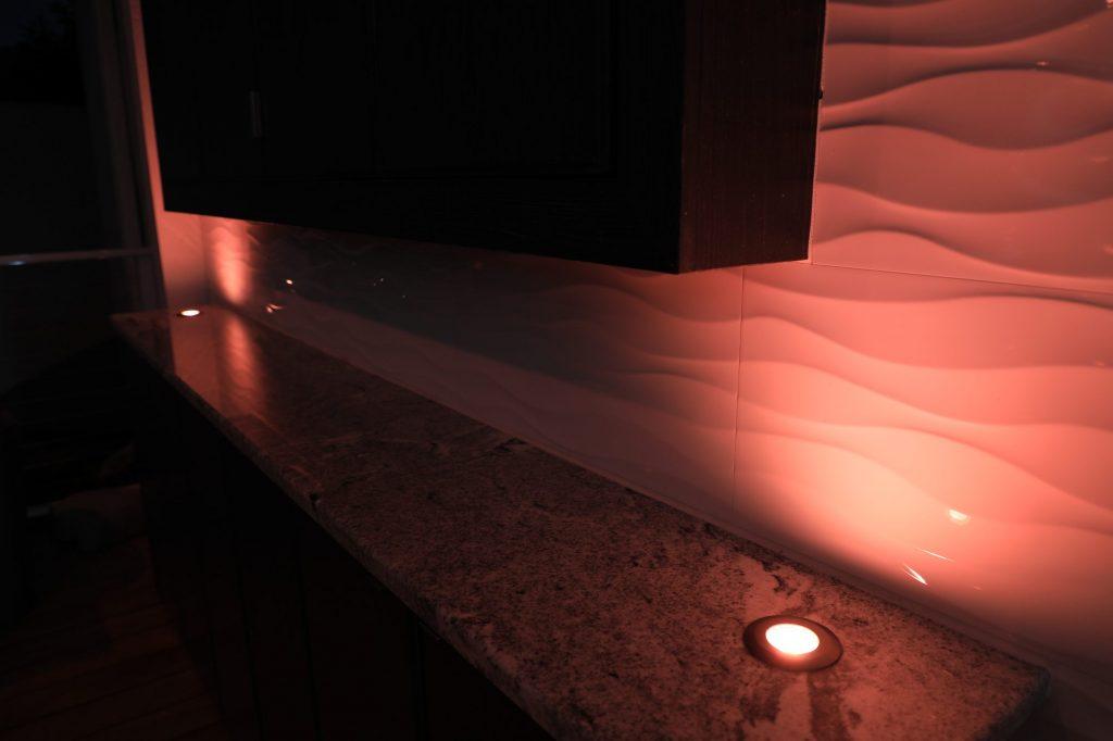 Outdoor Kitchen Cabinet Lighting