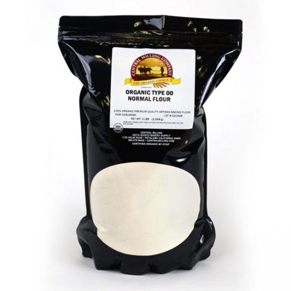 Organic Type 00 Pizza Flour