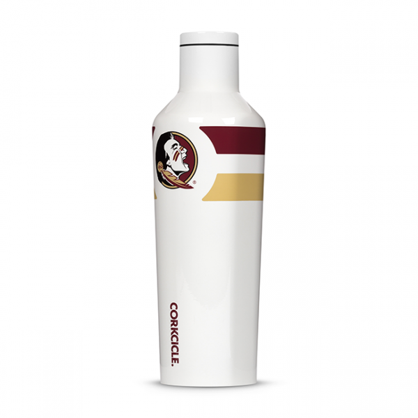 Corkcicle Florida State University Gym Stripe 16 OZ Canteen